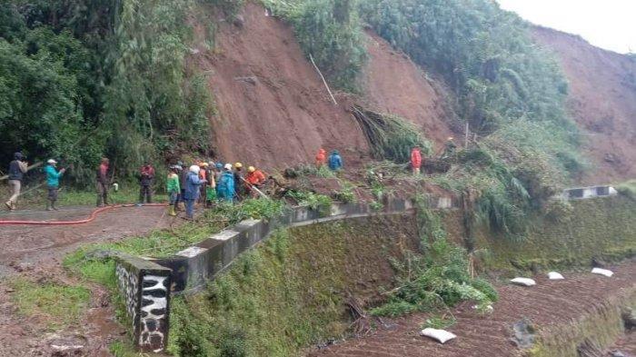 Tidak Sampai Dua Bulan, 39 Peristiwa Longsor Terjadi di Banjarnegara