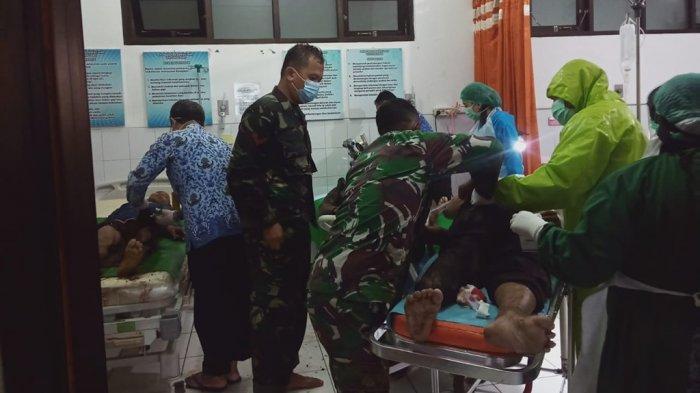 BREAKING NEWS: Longsor  Timpa Warung di Wonosobo, 1 Orang Meninggal