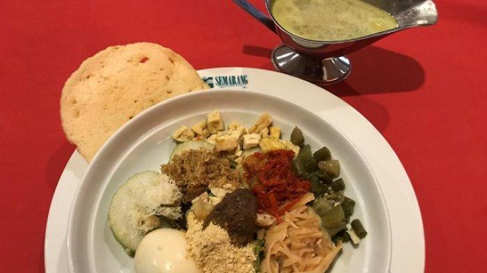 Resep Lontong Cap Go Meh Kuliner Spesial Imlek