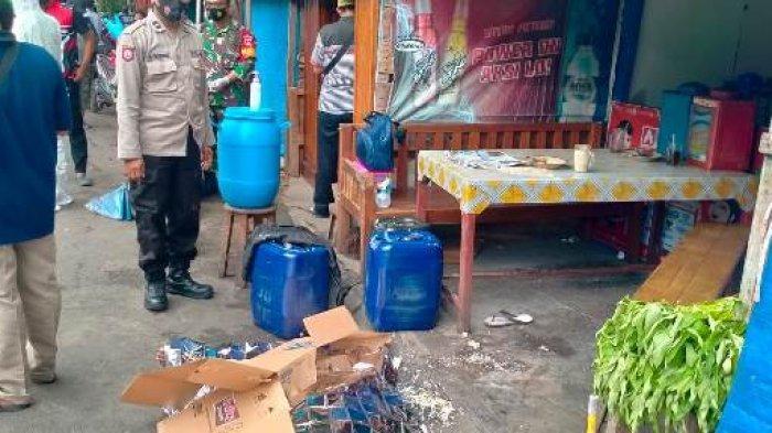 Loper Koran Meninggal di Warung Jalan Kanal Semarang, Muntah lalu Jatuh Setelah Sarapan