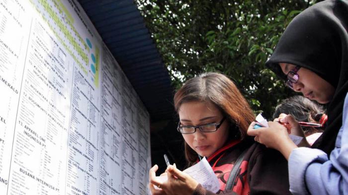 Inilah Informasi Lowongan Kerja Terlengkap Dan Terupdate Di Semarang Dan Sekitarnya Halaman All Tribun Jateng