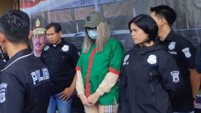 Lucinta Luna Ditetapkan Jadi Tersangka Kasus Narkoba, Diancam Penjara 4 Tahun