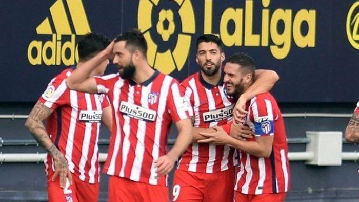 Hasil Lengkap, Klasemen, Top Skor dan Streaming La Liga Spanyol Atletico dan Barcelona Berbagi Angka