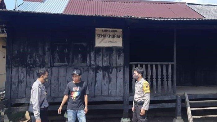 Menengok Lumbung Pangan di Candiwulan Banjarnegara Solusi Paceklik