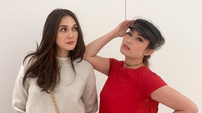 Luna Maya Dapat Perhatian Arya Saloka Saat Selfie, Ayu Dewi Siap Rebutan Mas Al