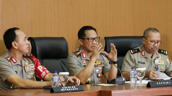 Jenderal Tito Janji Perkuat Kurikulum Pendidikan Calon Polisi