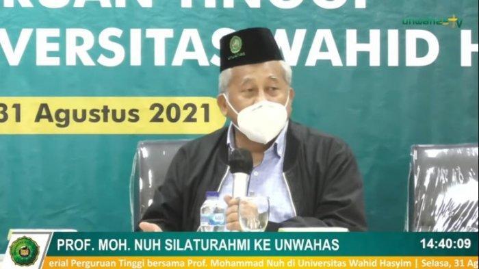 Mantan Mendikbud Prof M Nuh Beberkan Strategi Pengembangan Perguruan Tinggi