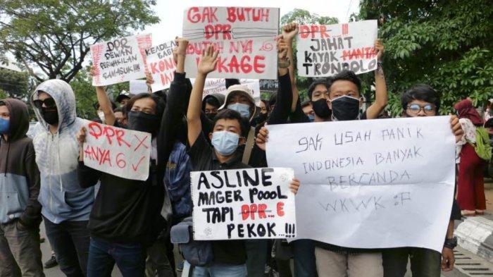 Klaster Demo Mulai Bermunculan: 10 Buruh di Semarang & RatusanMahasiswa Positif Corona