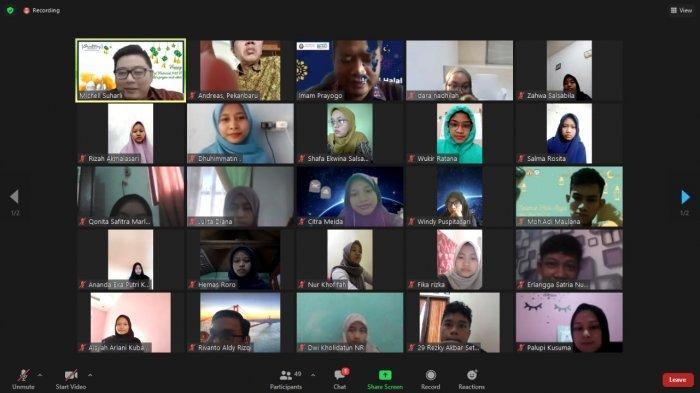 ShineWing Indonesia Motivasi Mahasiswa Akuntansi Undip PSDKU Pekalongan Melalui Kuliah Umum