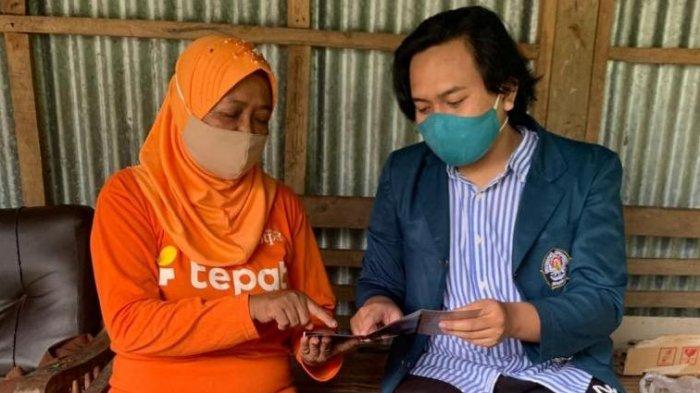 Mahasiswa KKN Undip Semarang Olah Kotoran Kambing Jadi Pupuk Organik
