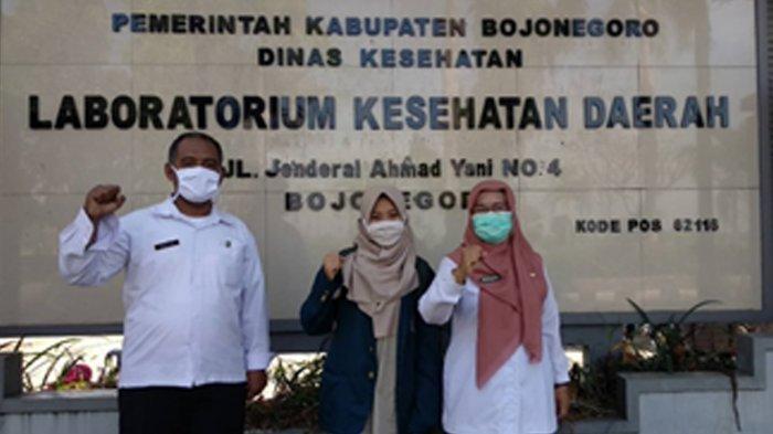 Mahasiswa KKN Undip Ubah Daun Kelor Jadi Sabun Pencegah Penyebaran Covid-19
