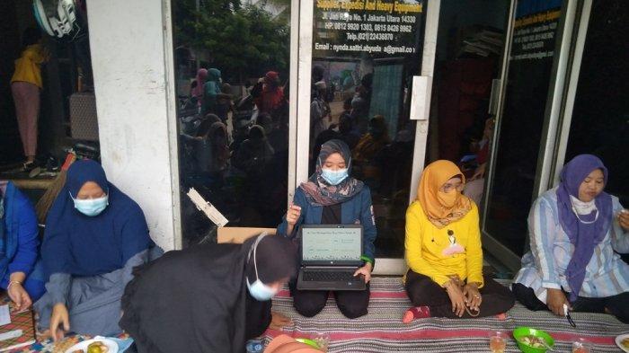 Mahasiswa Undip Semarang Perkenalkan Keajaiban Bahan Pangan Lokal untuk Perangi Covid-19