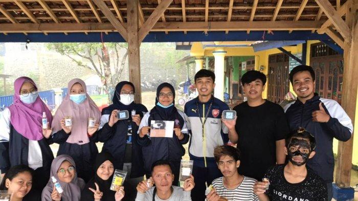 Mahasiswa KKN Undip Racik Limbah Biji Nangka Jadi Olahan Makanan Keripik
