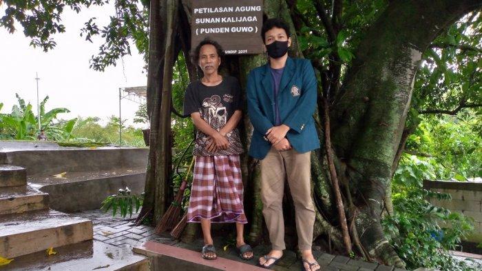 Lestarikan Sejarah, Mahasiswa KKN Undip Petakan Situs Bersejarah di Sendangguwo Semarang