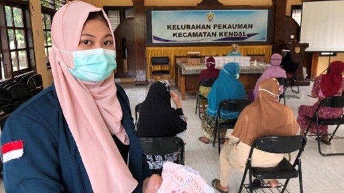 Mahasiswa KKN Undip Semarang Manfaatkan Tanaman Sekitar Jadi Jamu Pencegah Covid-19