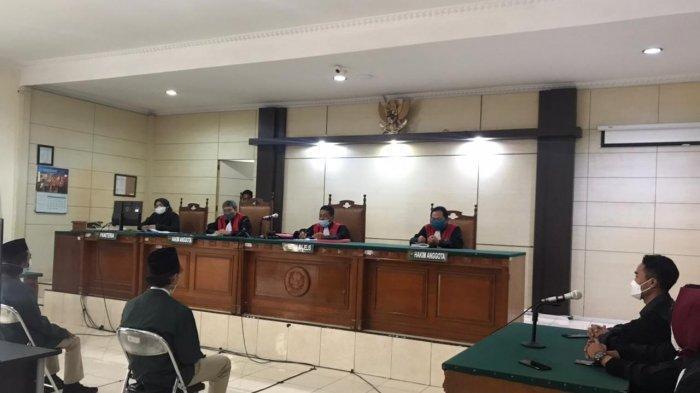 4 Mahasiswa Penolak Omnibus Law di Semarang Terbukti Bersalah, Ini Hukuman Buat Mereka