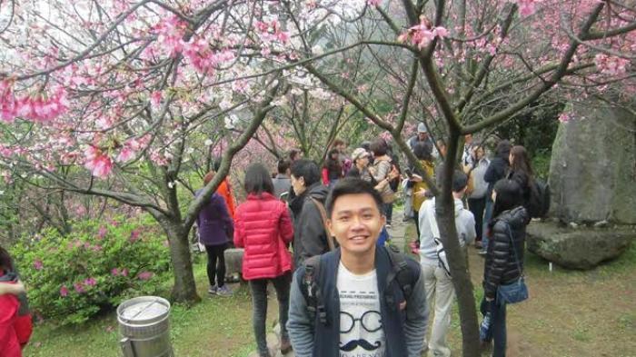 Mahasiswa Unika Teliti Biji Bunga Teratai di Taiwan, Ini Khasiatnya