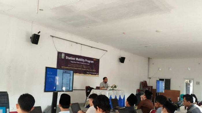 22 Mahasiswa Magister IAT UIN Walisongo Semarang Ikuti Student Mobility