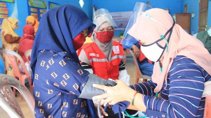 7.000 Lansia Semarang Sudah Suntik Vaksin Corona, Semua Sehat Tanpa Gejala KIPI