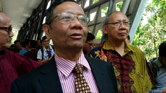 Mahfud MD Beberkan 3 Prediksi Putusan Hakim Sidang Sengketa Pilpres 2019 dan Alur Keputusan