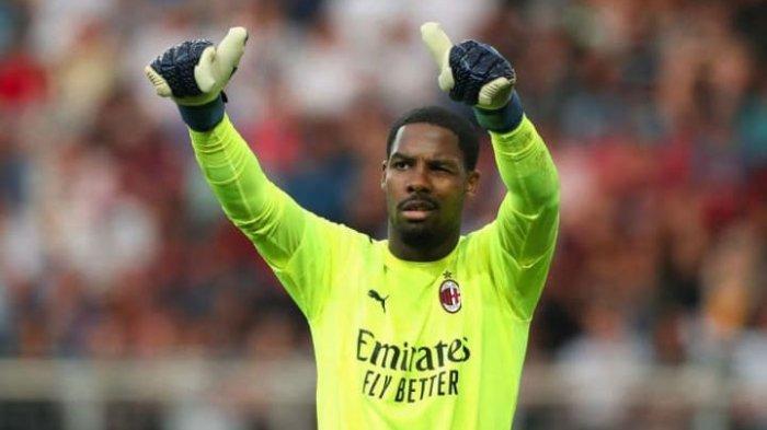 AC Milan Langsung Pinang Kiper Buangan AS Roma Setelah Mike Maignan Cedera