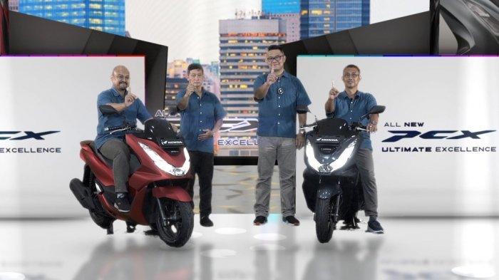 Astra Motor Jateng Resmi Kenalkan All New Honda PCX 160 di Jawa Tengah