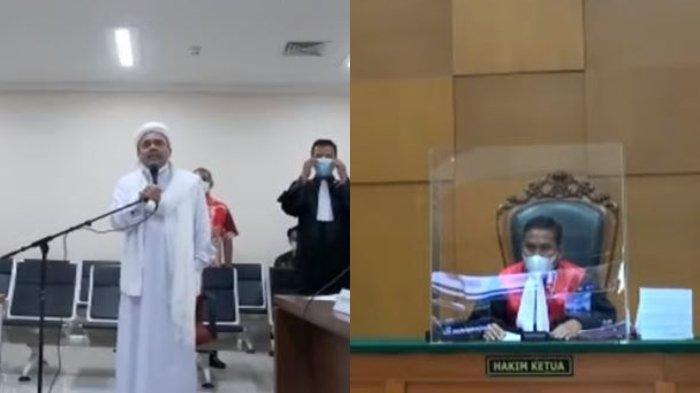 Komisi Yudisial Selidiki Sikap Habib Rizieq Terkait Dugaan Rendahkan Martabat Hakim di Persidangan