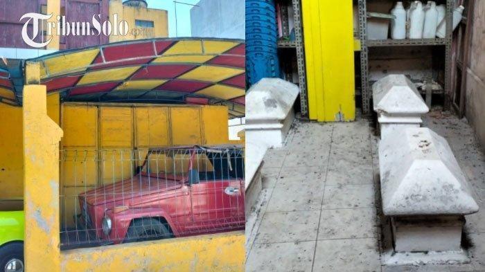 Viral 5 Makam Berada di Dalam Rumah di Solo, Ini Kata Pemilik Rumah