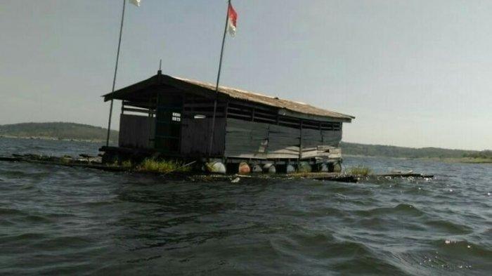 Menilik Makam Nyi Ageng Serang di Tengah Waduk Kedung Ombo, Terapung & Sering Dikunjungi