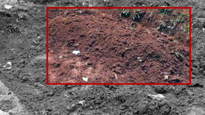 Makam Teroris ISIS Zakiah Aini Ditinggalkan Keluarga Tanpa Bunga dan Nisan