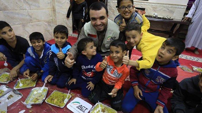 Malnutrisi Masih Membelenggu Anak-anak Gaza