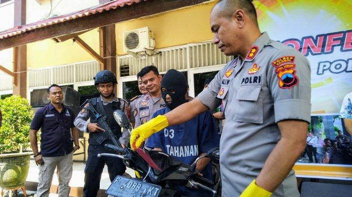 Polisi Bekuk Maling Motor RSI Kendal, Wahyudi Sudah Mengincar Sasaran Sehari Sebelumnya