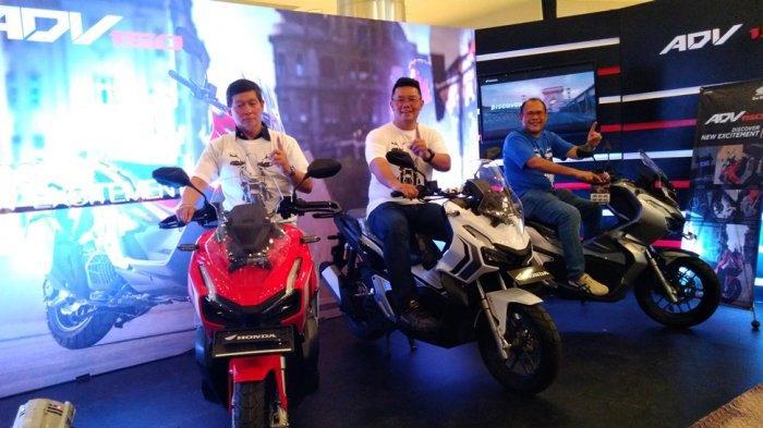Beli Honda ADV 150, Dapatkan Dua Hadiah Ini Selama Bulan September