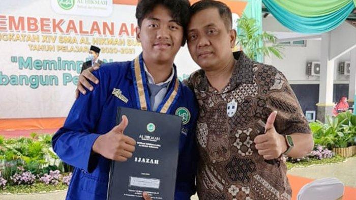 Inilah Sosok Fardhan Nandana Mas Manajer PSIS Semarang Baru Lulus SMA