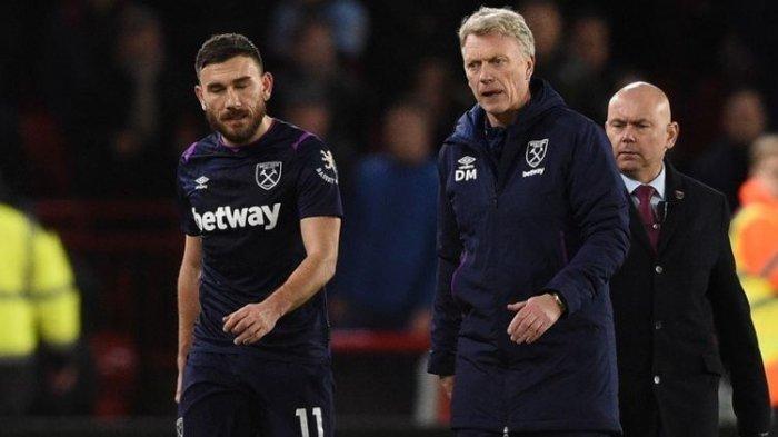 West Ham United Umumkan Pelatih dan Dua Pemain Positif Covid-19 saat Pertandingan