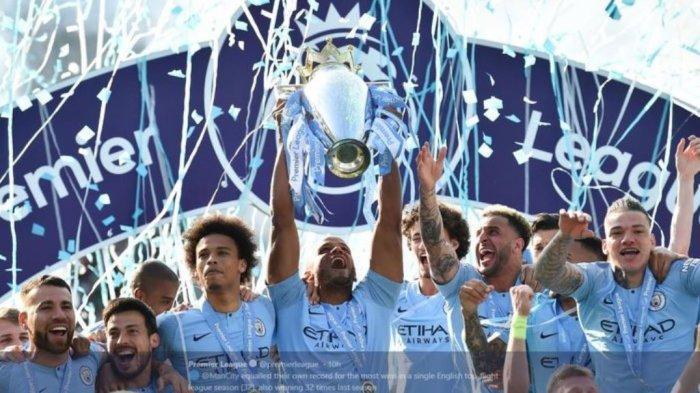 Yang Menang Leicester yang Kalah United, yang Semringah Manchester City, Juara Liga Inggris