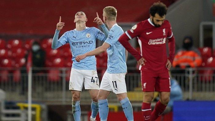 Klasemen, Top Skor dan Streaming Liga Inggris, City Meroket, Liverpool Telan 3 Kekalahan Beruntun