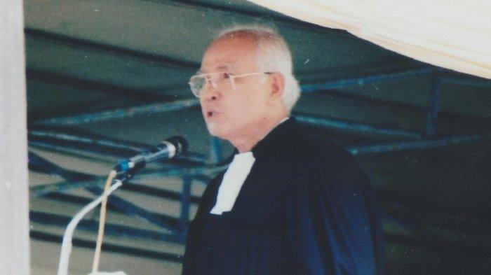 Kabar Duka, Pendeta Dr SAE Nababan Meninggal Dunia
