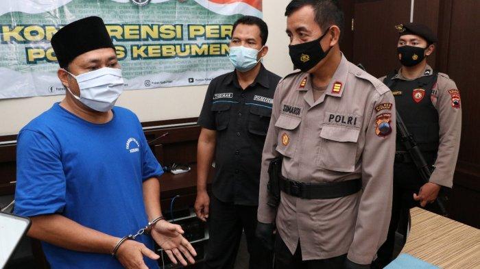 Pernah Terjerat Korupsi, Mantan Kades di Kebumen Ditahan Lagi karena Aniaya Istri