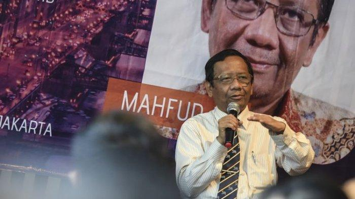 Ini Prediksi Mahfud MD soal Bunyi Putusan Hakim MK diSidang Sengketa Pilpres 2019