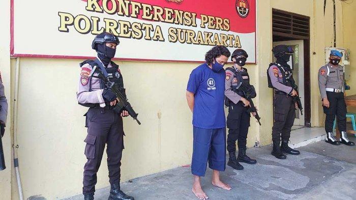 Keluarga Tersangka Pemukulan Anggota Satlantas Polresta Solo Minta Maaf, Namun Kasus Tetap Lanjut