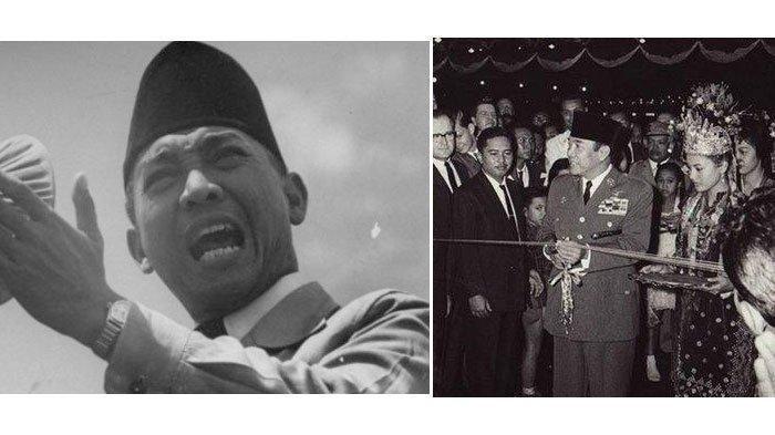 Di Balik Sosok Presiden Soekarno: Penyanyi Kamar Mandi, Minta Maaf ke Pengawal Hingga Canda Pagi