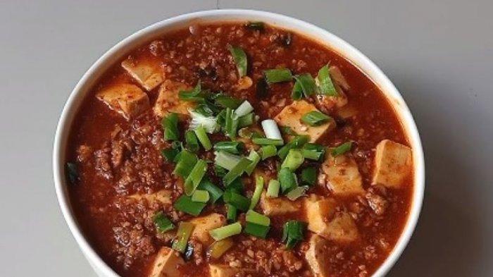 Resep Mapo Tahu Hidangan Tionghoa dengan Rasa Pedas Manis