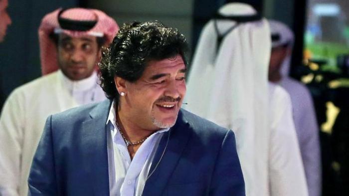 Sahabat Diego Maradona Ungkap Harta Karun Peninggalan Sang Legenda: Tak Ada yang Tahu di Mana