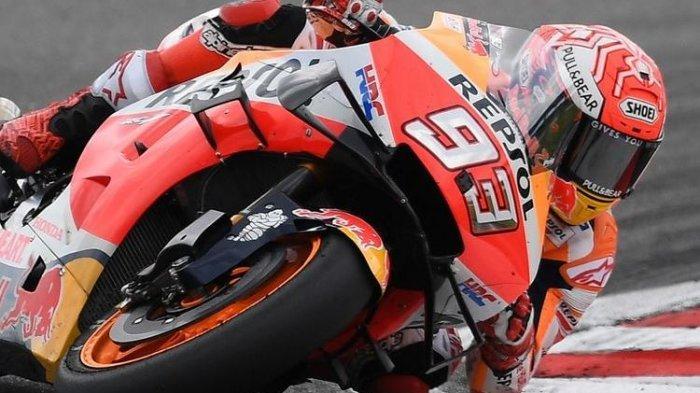 Marc Marquez Dilarang Naik Motor Jelang MotoGP Spanyol 2021