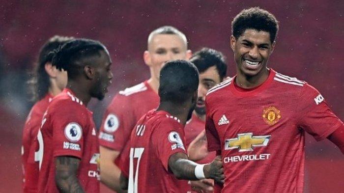 Hasil Premier League Tadi Malam Manchester United Vs Newcastle United, Setan Merah Menang 3-1