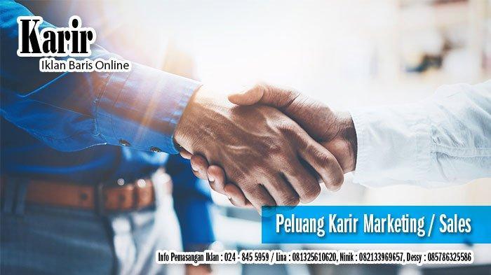 Info Loker Lowongan Kerja Karir Terbaru di Semarang Jumat 8 Oktober 2021