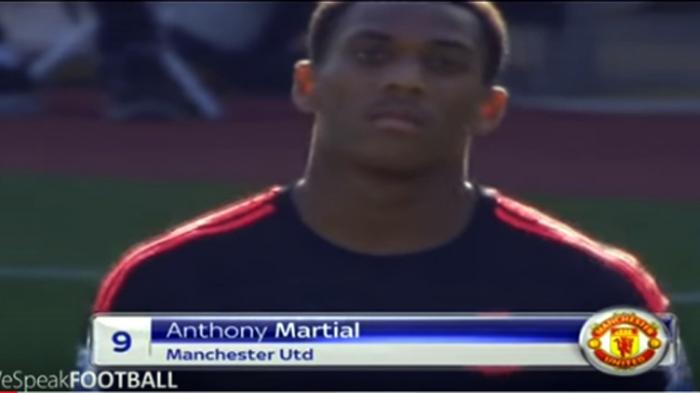 Anthony Martial Raih Golden Boy 2015, Ini Dia Sosoknya