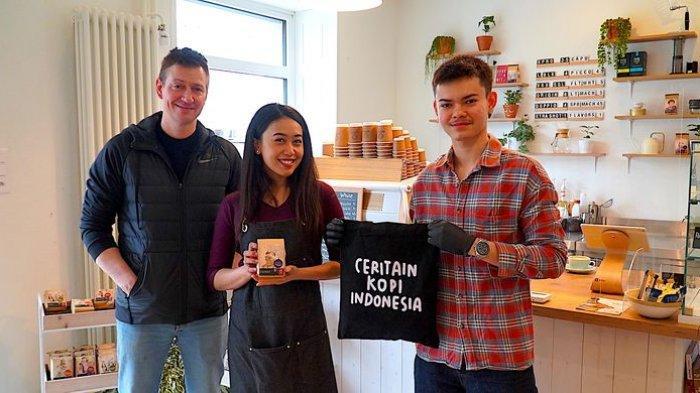 Kisah Wanita Semarang Dirikan Cafe di Zurich Swiss, Pelanggan Juga Ingin Tahu Soal Indonesia