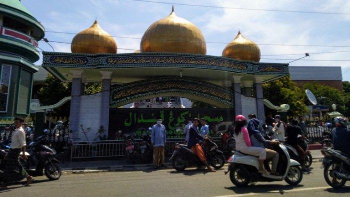 Masjid Agung Kendal Tak Selenggarakan Sholat Id